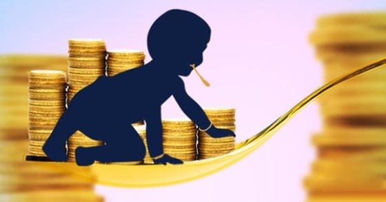 금수저 신생아들, 태어나자마자 1억 6000만원 증여받았다