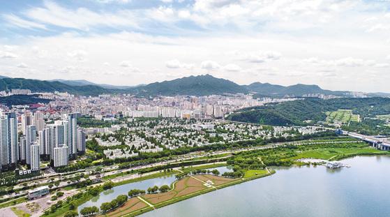 서울 서초구 반포주공1단지 전경. [중앙포토]