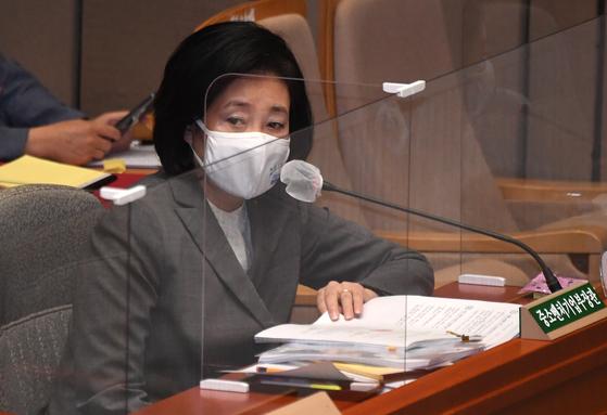 박영선 경제 위기 긴급상황시 임대료 강제인하 방안 고민 중