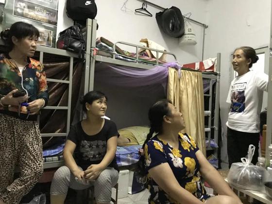 """중국 뤼량시, """"간병인 전문 양성해 가난 대물림 벗는다"""""""