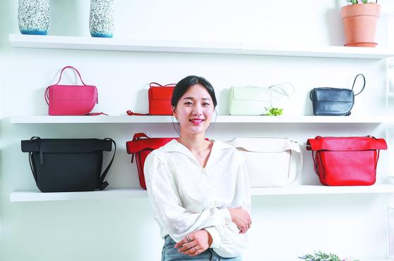 빙상여왕 박승희, 인생 2막은 패션여왕