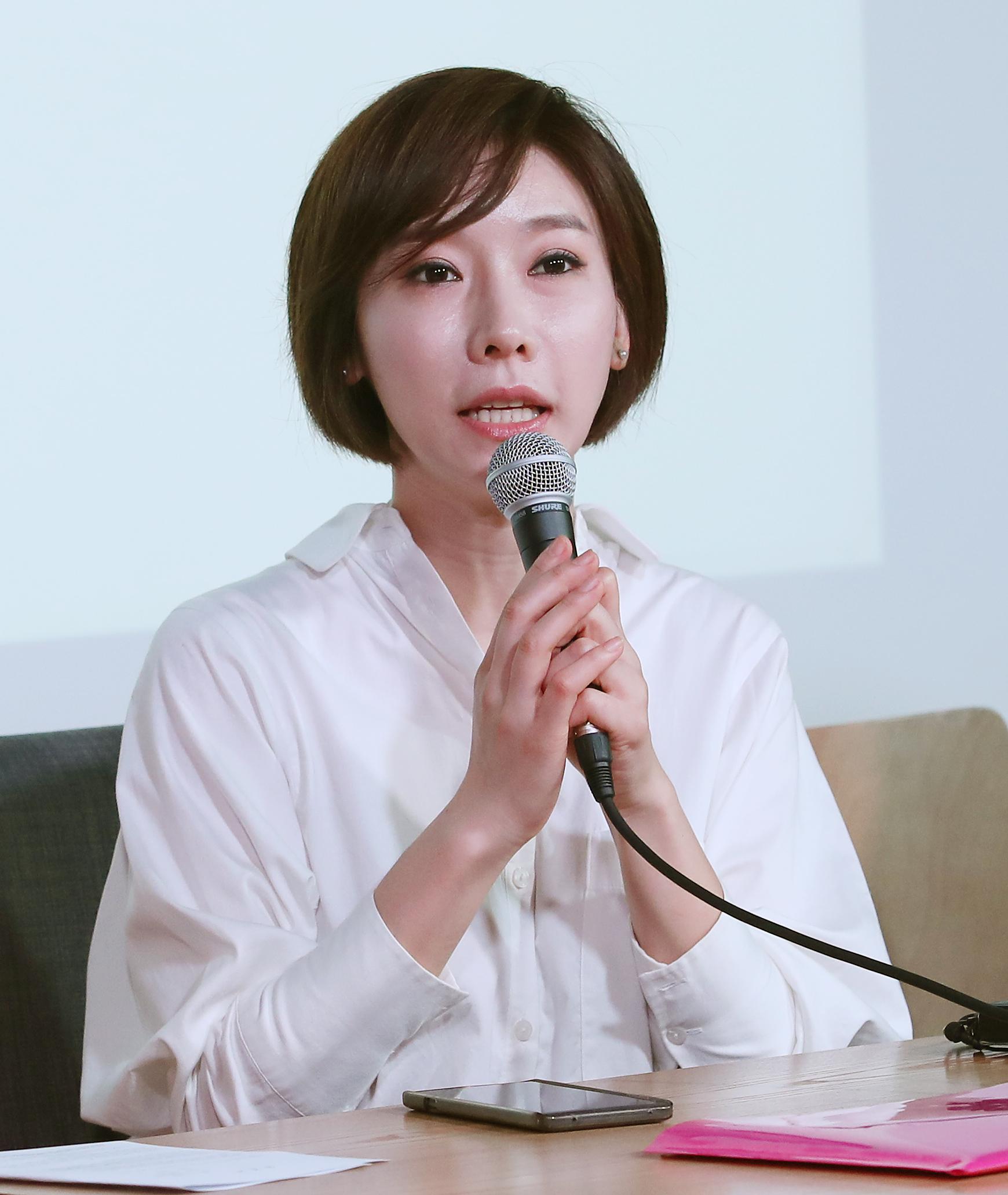 곽현화 상반신 노출 무단공개한 감독…1심 2000만원 배상