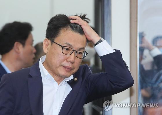 진성준 더불어민주당 의원. [연합뉴스]