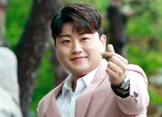 트로트가수 김호중. 뉴스1