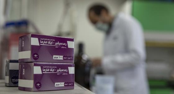 길리어드 코로나19 치료제, 렘데시비르 국내 공급량 충분