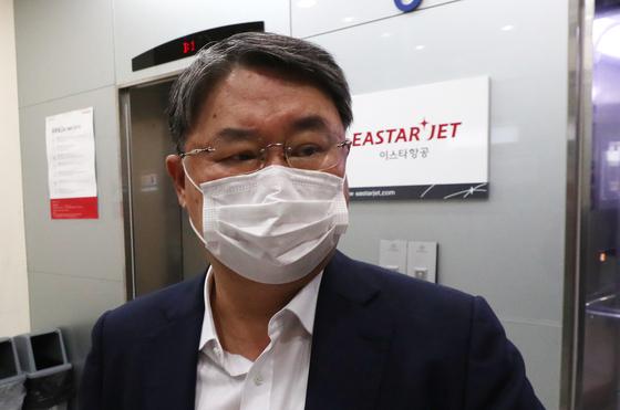 이상직 탈당한 날, 이스타대표 노조 허위 주장 책임 묻겠다