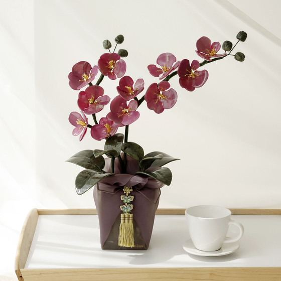 특별한 날 선물로 뜨는 천연 옥꽃…올해 매출 80% 늘었다
