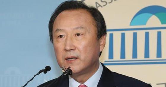 홍일표 미래통합당 의원. 연합뉴스
