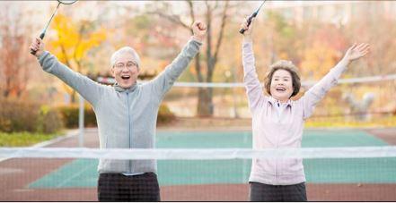 노년층은 근력을 잘 유지해야 젊을 때 못지않은 활기찬 노후를 보낼 수 있다. [사진 아이클릭아트]