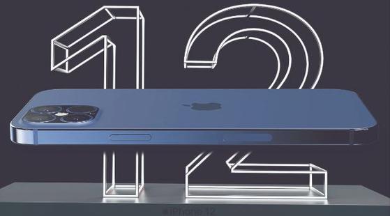 유튜버 '에브리씽애플프로'가 최신 IT기기 소식에 밝은 18세 개발자 맥스 웨인바흐의 도움을 얻어 최근 제작한 아이폰12(가칭)의 유출 렌더링 이미지. 여기에 들어가는 카메라 모듈을 LG이노텍이 제작한다. [사진 유튜브 계정 @EverythingApplePro]