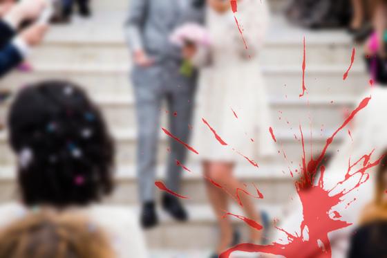 태국의 한 결혼축하연에서 26일(현지시간) 총격이 벌어져 4명이 숨지고 1명이 다쳤다. [중앙포토]
