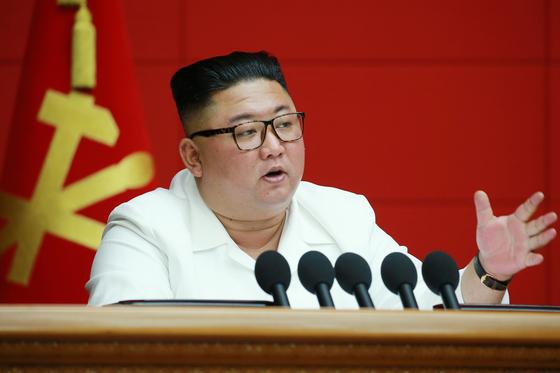 김정은 북한 국무위원장 사진 뉴스1