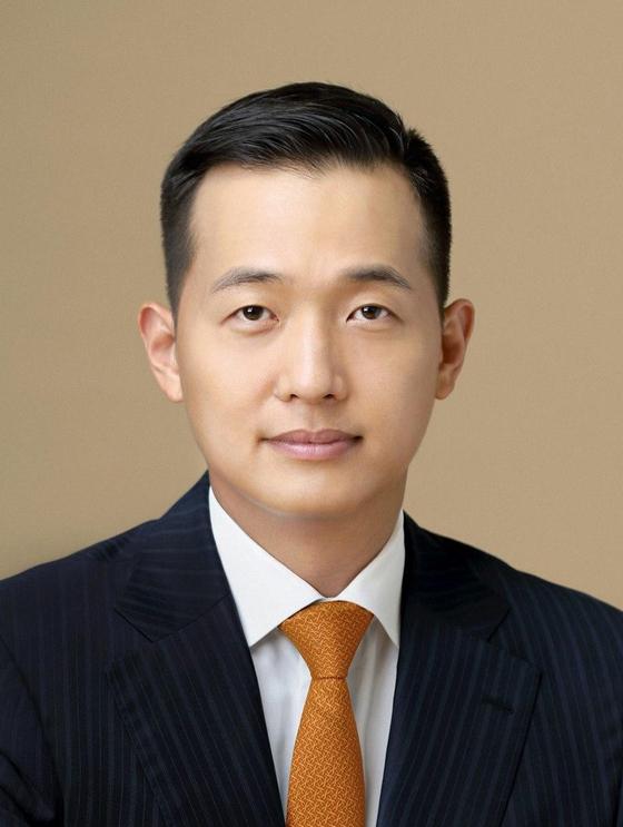 김승연 한화그룹 회장의 장남 김동관 한화솔루션 사장. 연합뉴스