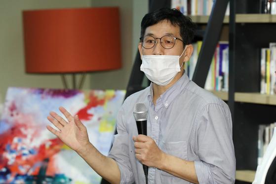 진중권 전 동양대학교 교수. 뉴스1