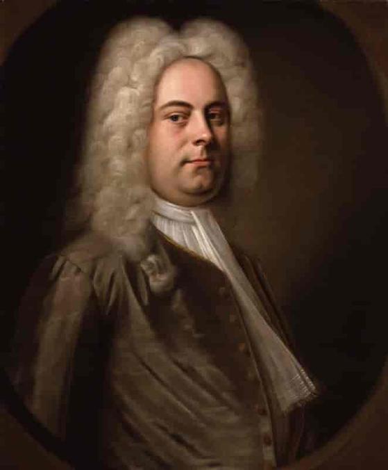 오페라 역사에 큰 업적을 남긴 작곡가 헨델은 자신의 오페라단을 운영하면서 많은 수의 오페라를 발표하여 기획자로서도 유명세를 떨쳤다. [사진 wikimedia commons]