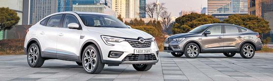 르노삼성 XM3는 세단과 SUV의 매력을 동시에 느낄 수 있는 새로운 개념의 차를 추구한다. 최근에는 부산공장에서 생산된 XM3가 해외 시장에 수출되는 경사도 맞았다. [사진 르노삼성]