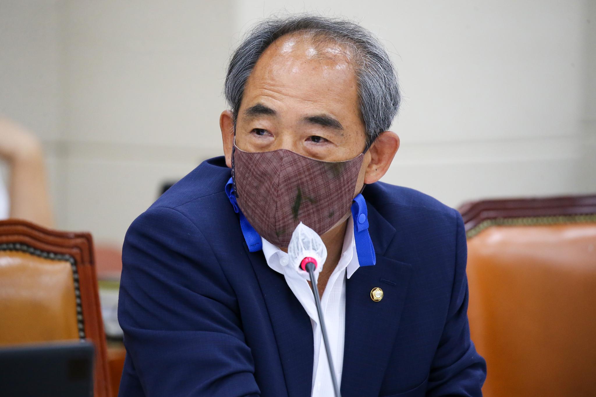 윤준병 더불어민주당 의원. 오종택 기자