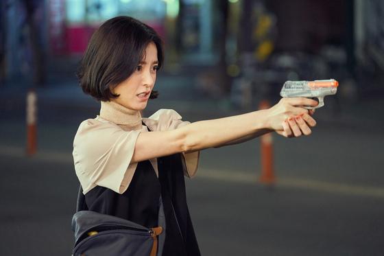 넷플릭스 '보건교사 안은영'