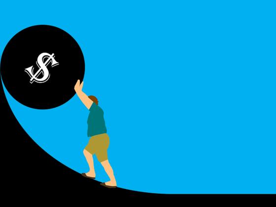 빚 중에 가장 무서운 것이 연대보증입니다. 연대보증은 다른 사람의 빚을 그대로 떠안는 것을 의미합니다. [사진 pixabay]