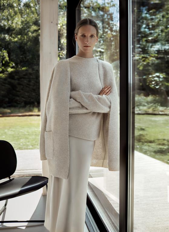 현대백화점그룹 패션기업 한섬의 여성복 브랜드 랑방컬렉션. 사진 한섬
