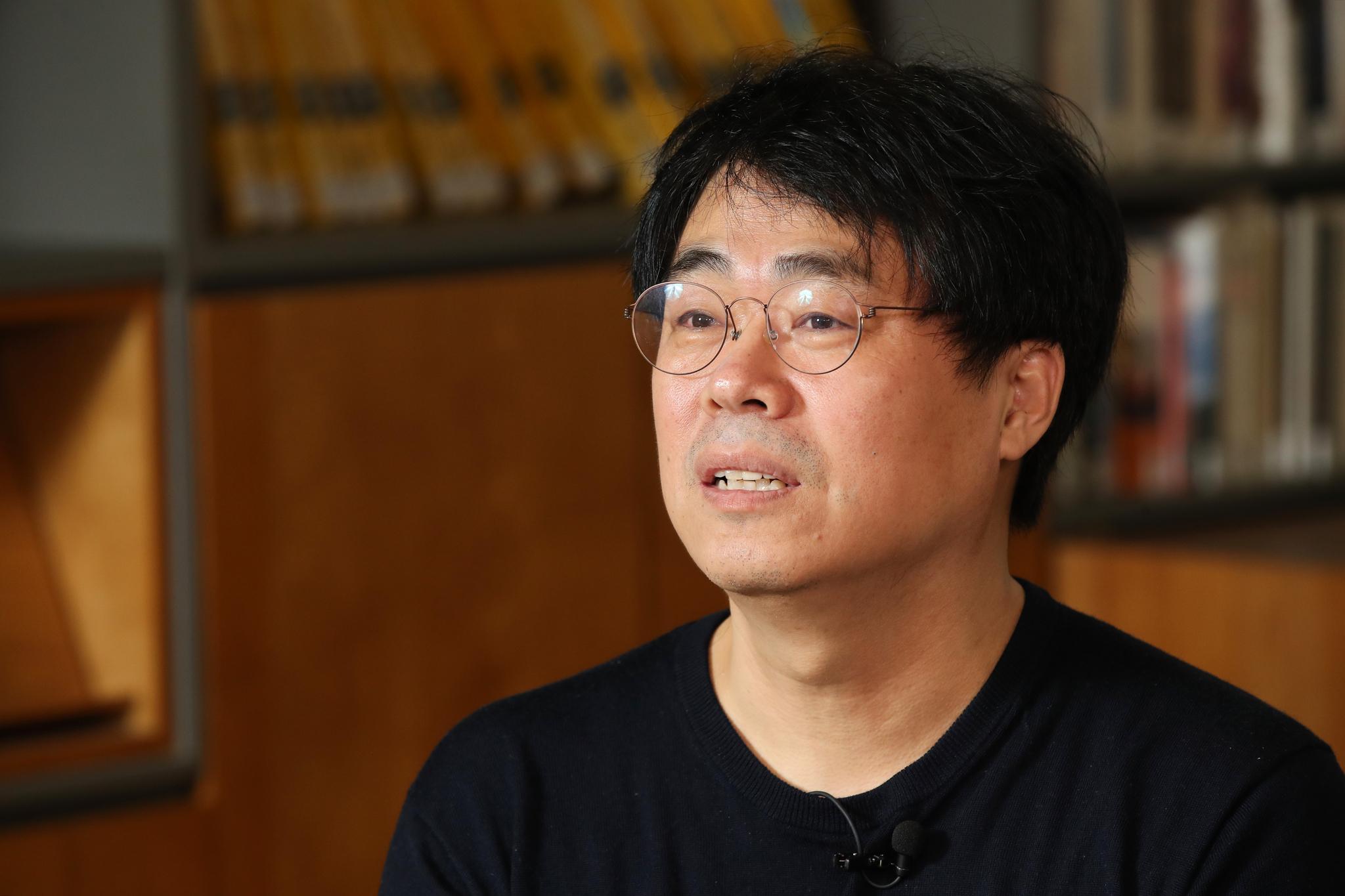 김경률 전 참여연대 공동집행위원장. 우상조 기자
