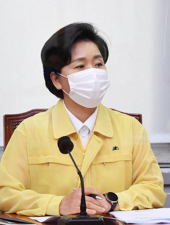 양향자 더불어민주당 최고위원. 연합뉴스