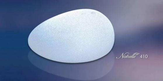 희귀암을 유발할 가능성이 제기된 엘러간의 인공유방 보형물 '바이오셀 거친표면 인공유방(네트렐)'. 엘러간 홈페이지 캡처