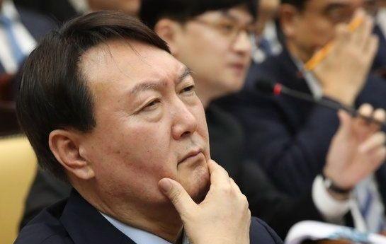 윤석열 검찰총장은. 우상조 기자