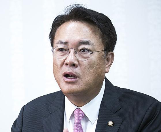 정진석 국민의힘 의원. 중앙포토