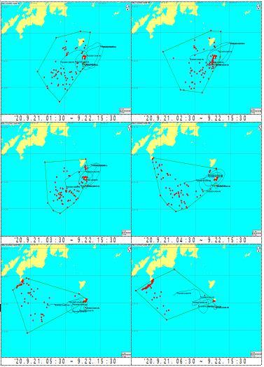 한국해양과학기술원 시뮬레이션 결과 [권성동 의원실]