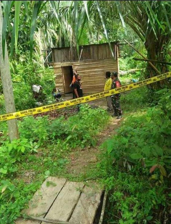 11일 인도네시아에서 강간 혐의로 삼술(35)이 체포됐다. 사진은 사건 당시 현장 모습. 사진 페이스북 캡처