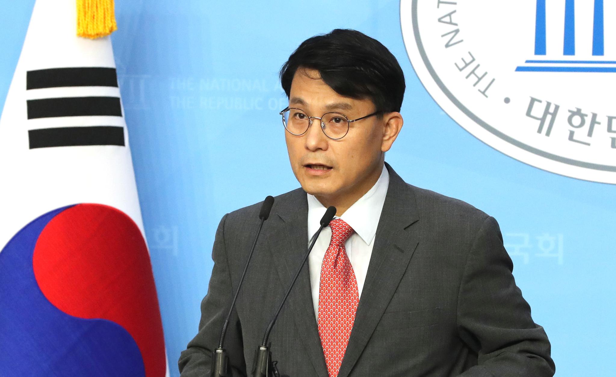 윤상현 무소속 의원. 연합뉴스