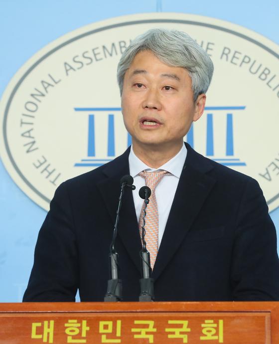 국민의힘 송파병 당협위원장 김근식 교수. 연합뉴스
