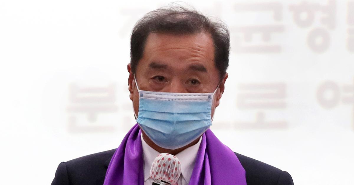 김병준 전 자유한국당(국민의힘 전신) 비상대책위원장. 뉴스1