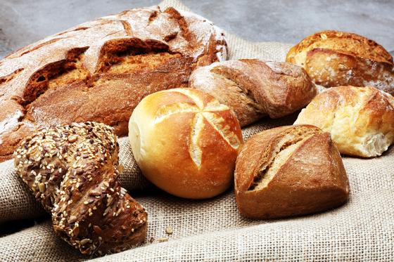 빵 이미지. 셔터스톡