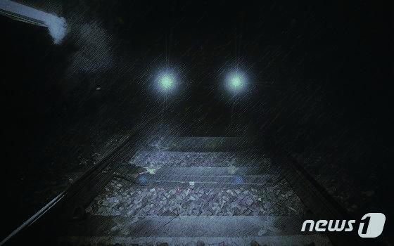 18일 오후 8시 30분쯤 경기 군포시 수도권 지하철 1호선 금정역과 군포역 사이 철로에서 40대 남성이 열차에 치여 숨졌다. 뉴스1