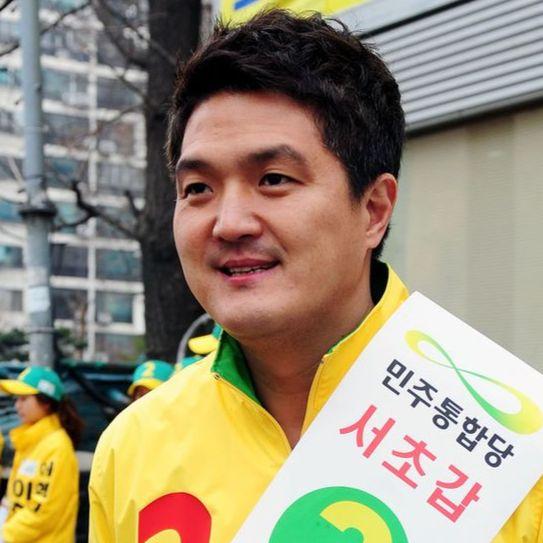 19대 총선에서 서울 서초구갑에 출마했던 이혁진씨. 뉴시스