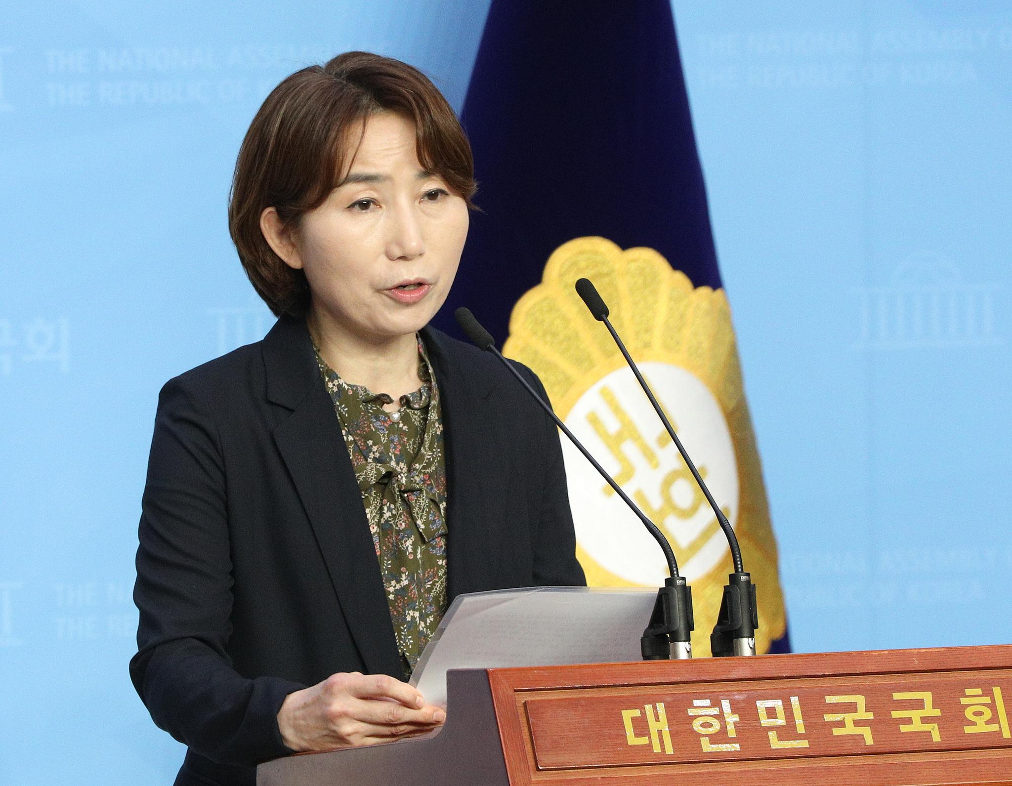 안혜진 국민의당 대변인. 뉴스1