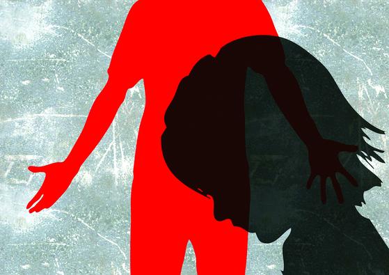여성 상대 폭력 이미지. [사진 픽사베이]