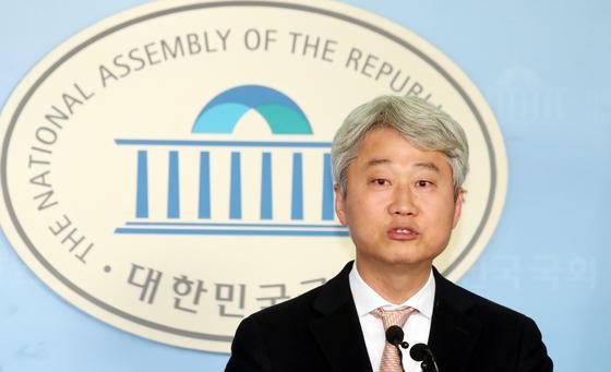 국민의힘 송파병 당협위원장 김근식 경남대 교수. 뉴스1