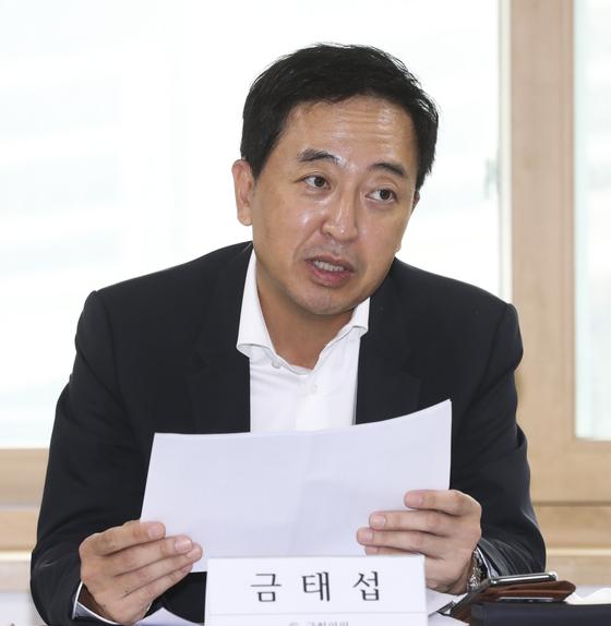 금태섭 전 국회의원. 임현동 기자