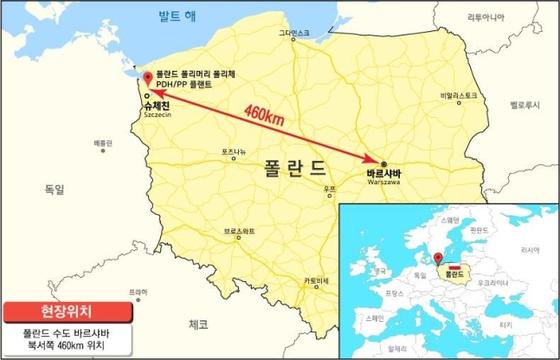 현대엔지니어링 건설 중인 폴란드 공사장서 한국 근로자 23명 코로나 확진