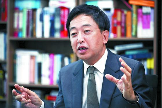 금태섭 전 더불어민주당 의원. 중앙포토