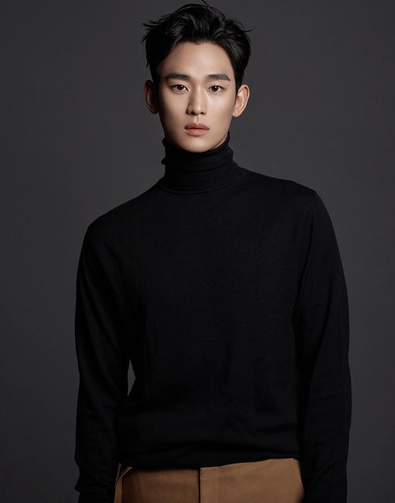 김수현이 쌍방울 모델로 선정됐다. 사진 골드메달리스트