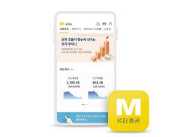 'M-able'을 이용하면 글로벌 6대 시장 주식을 원화로 거래할 수 있다.