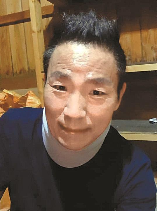 개그맨 김철민. 페이스북 캡처