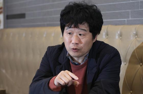 '기생충학 학자' 서민 단국대 의대 교수. 김경빈 기자