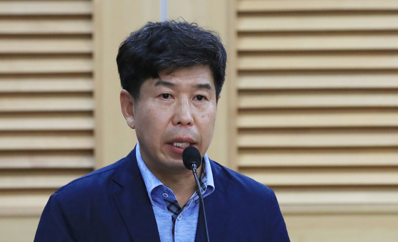 백원우 전 청와대 민정비서관 [연합뉴스]