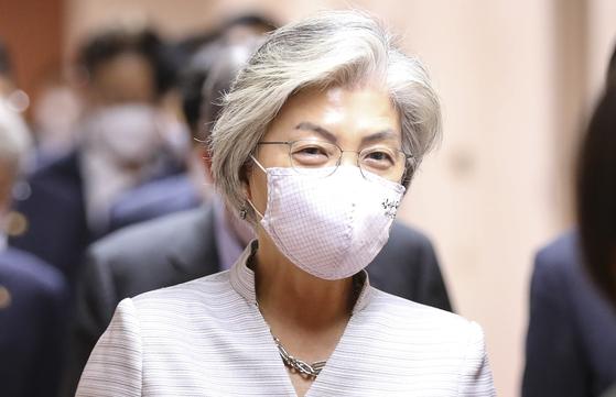강경화 외교부 장관. 뉴스1