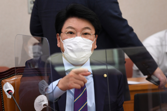 장제원 국민의힘 의원. 연합뉴스